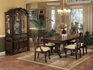 Brussels Formal Dining Room Group by Crown Mark at Royal Furniture