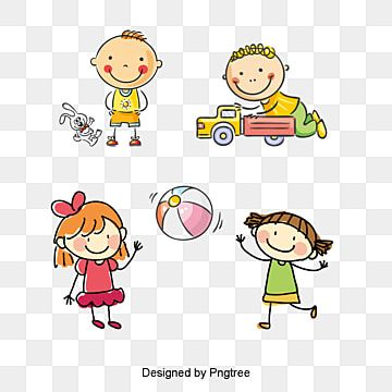 61 Kids Playing Kids Clipart 61children Play Png Transparent Clipart Image And Psd File For Free Download Kids Clipart Kids Vector Children S Day