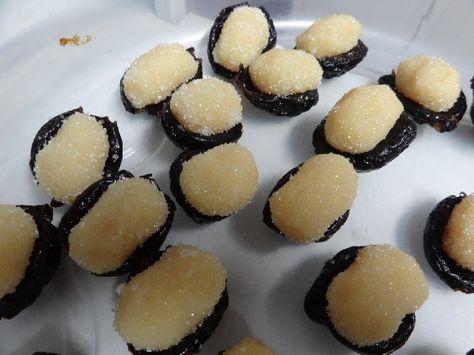 As Balas Fini são muito fáceis de fazer e ficam muito saborosas. Faça para as crianças, colocando em forminhas divertidas. Elas vão adorar! Veja Também:Ca