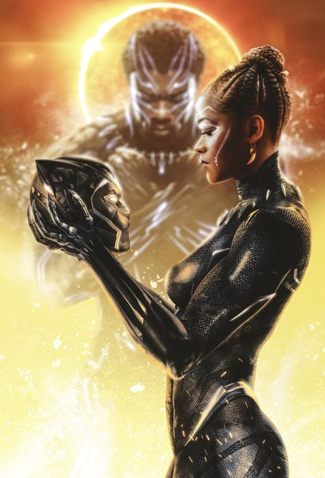 """Black Panther 'Queen of Wakanda' Poster - 20"""" x 30"""""""