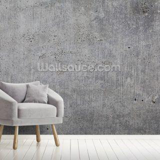 Poured Concrete Wall Mural Wallsauce Au Brick Wall Wallpaper Poured Concrete Concrete Wallpaper