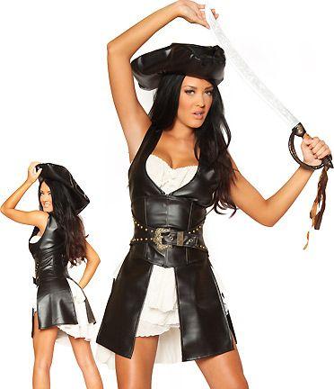 Sexy Pirates, costume inspiration for international talk like a - mens halloween ideas