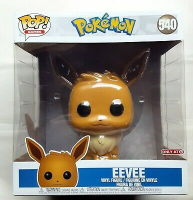 Ebay Ad Url Funko Pop Eevee 540 10 Inch Pokemon Vinyl Figure Target Exclusive In 2020 Vinyl Figures Eevee Pokemon