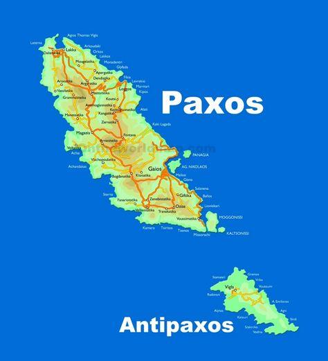 Lesbos sightseeing map Maps Pinterest Greece islands