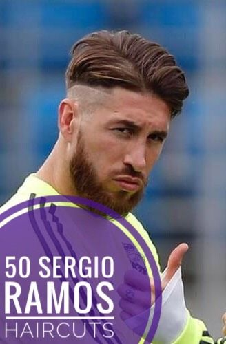 Pin By We Love Football On Football Haircuts Ramos Haircut Sergio Ramos Hairstyle Sergio Ramos
