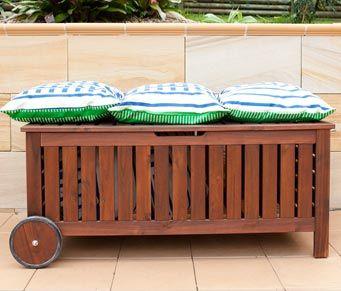 All S Ikea Garden Storage Diy, Outdoor Storage Cabinets Waterproof Ikea