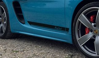 Porsche Cayman 981/718 Carrera T Style Decals   汽車和摩托車