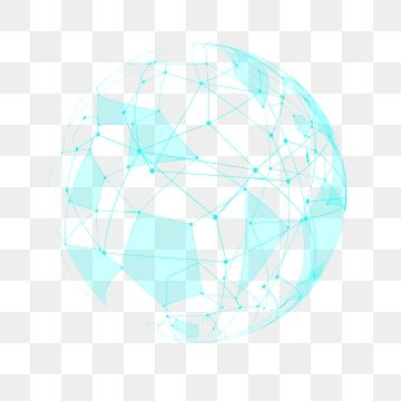 Big Data Background Embellishment Artificial Intelligence Decoration Technological Sense Pattern Point Line Connection Technology Internet Of Things Embellishm Graphic Design Background Templates Creative Background Circular Pattern