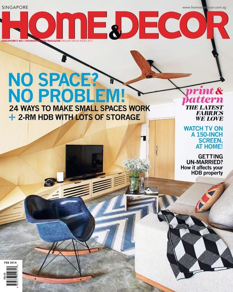 Home & Decor Back Issue February 2014 (Digital)