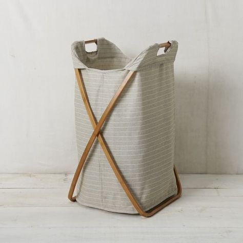 Bamboo Laundry Single Hamper Laundry Hamper Hamper Hamper Storage