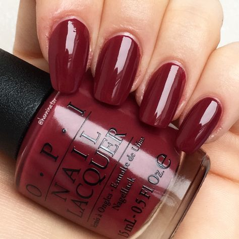 OPI Washington DC – We the female