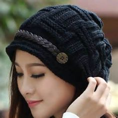 63 Trendy Ideas For Hat For Women Winter Short Hair