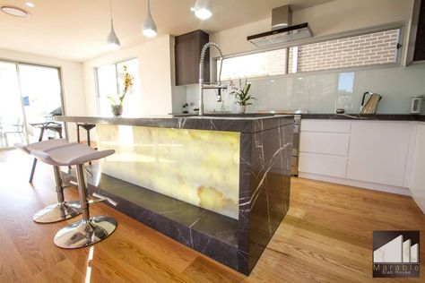 Kitchens Marble Slab Home Kitchens Kitchen Benchtops
