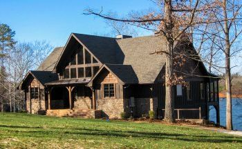 3 Bedroom Open Floor Plan With Wraparound Porch And Basement Rustic House Plans Cottage House Plans Narrow Lot House Plans