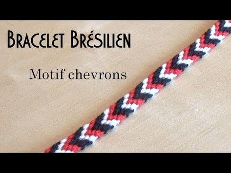 Tuto Bracelet Bresilien Tres Facile Avec Chevrons Debutant Youtube Faire Un Bracelet Bresilien Bracelet Bresilien Facile Comment Faire Des Bracelets