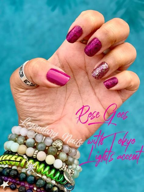 Nails & Co, Get Nails, Hair And Nails, Nail Polish Art, Nail Polish Strips, Nail Art, Manicure At Home, Color Street Nails, Nail Wraps