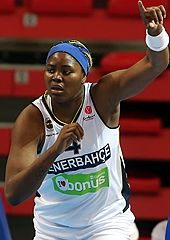 4. Isabelle Yacoubou (Fenerbahce)