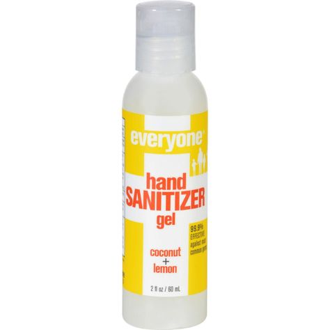 Eo Products Hand Sanitizer Gel Everyone Cocnt Lmn Dsp 2 Oz