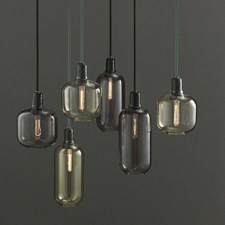 Normann Copenhagen Amp Lampe Gold Grun S Kaufen Lampe