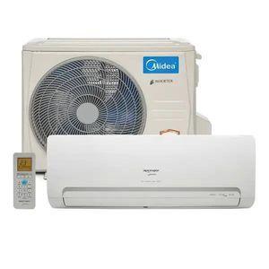 Ar Condicionado Split Hw Inverter Springer Midea 12000 Btus Frio