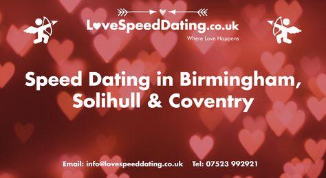 speed dating događaji birmingham uk