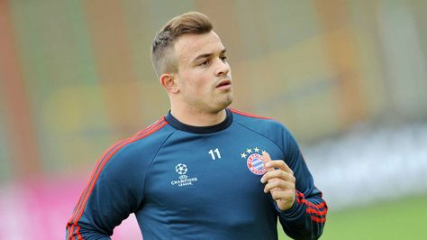 Juventus Joins The Race To Sign Xherdan Shaqiri Read More At Http Www Bayernnews Org