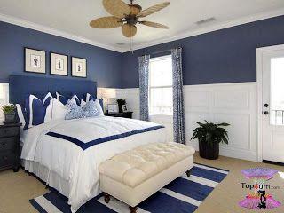 اجمل الوان غرف نوم للعرسان 2019 Modern Bedrooms Images White Nautical Bedroom White Bedroom Design Bedroom Colors
