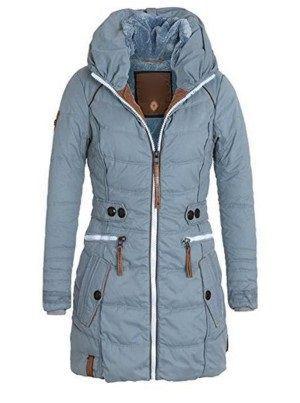 Winterparka Mit Stehkragen Damen Winter Warmer Jacket sQrCxdBtho