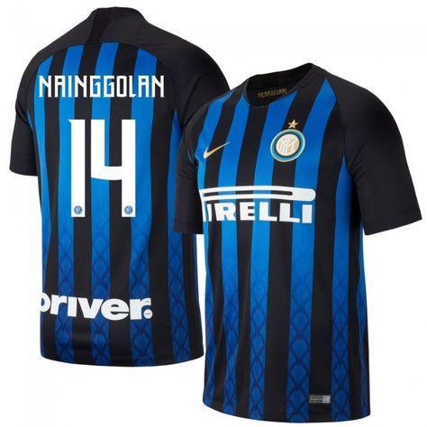 e4b08a1d7e6 Inter Milan 2018-2019 Local + Nainggolan 14 (Dorsal Oficial)  intermilan