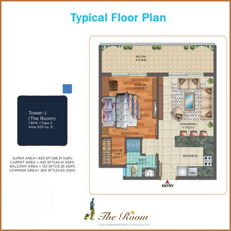 The Room At Central Park Flower Valley Comprises Of Single