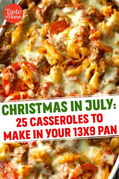 Easy Casserole Recipes, Potluck Recipes, Casserole Dishes, Easy Dinner Recipes, Crockpot Recipes, Holiday Recipes, Cooking Recipes, Pureed Recipes, Kraft Recipes