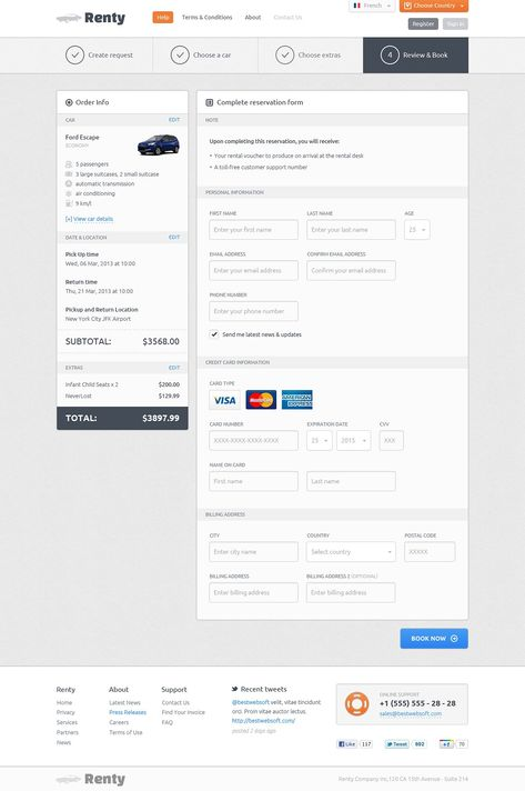 Clipper WordPress theme - themeshiftcoupon WordPress Themes - reservation forms in pdf