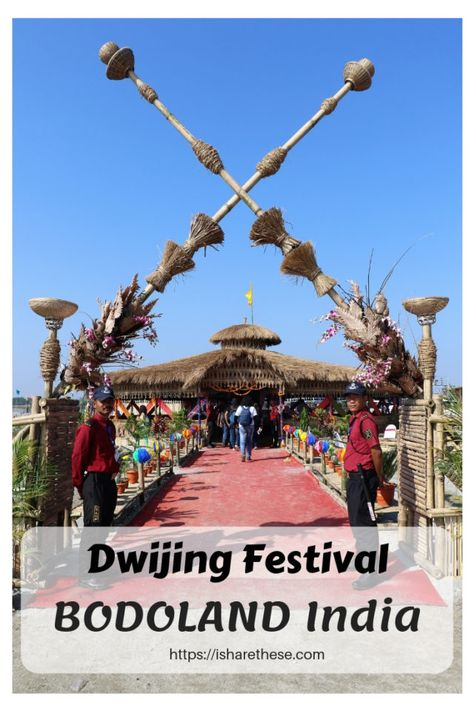 Aie River Dwijing Festival In Bodoland Assam Travel Asia
