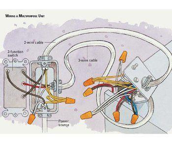 How To Install A Bath Vent Fan Bathroom Exhaust Bathroom Exhaust Fan Bathroom Vent Fan