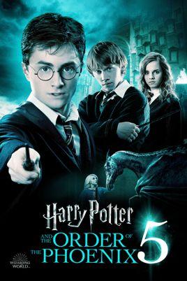 Harry Potter Y La Orden Del Fenix Peliculas De Harry Potter Afiche De Harry Potter Harry Potter