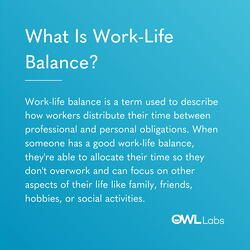 9 Tips To Improve Work Life Balance When Working From Home Life Balance Working Life Work Life Balance