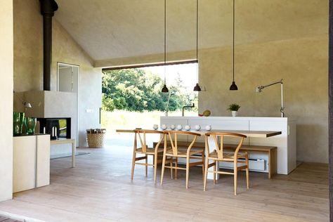 """Das Haus """"Black & Bright"""" von innen - Die schönsten Design-Ferienhäuser 3 - [SCHÖNER WOHNEN]"""