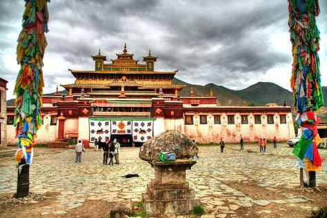 Samye | Samye - Tibet | Alessandro Casagrande | Flickr