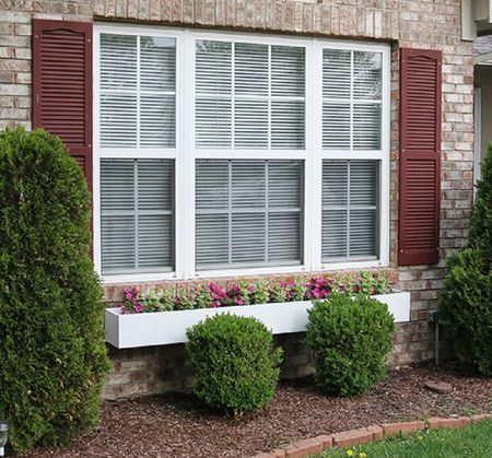 Landscaping Around A Large Window Google Search With Images