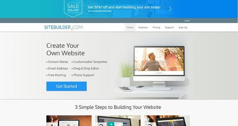 How to create your own website with 5 easy Steps – Crystal