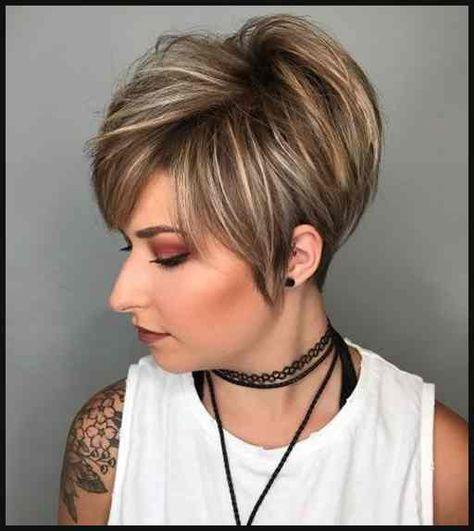 Layered Haircuts Für Kurze Haare 2018 Haarfarben Für