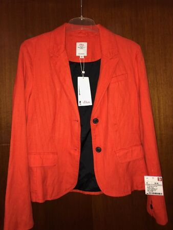 New s'Oliver Blazer Gr??e 40 Damen Womens Suits. offers on