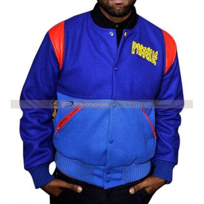Kanye West Pastelle Fleece Jacket Varsity Jacket Kanye West Style Celebrity Jackets