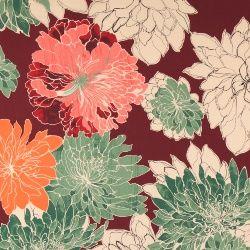 Stoff Und Stil Ganz Schone Sachen Eigentlich Flower Art Big