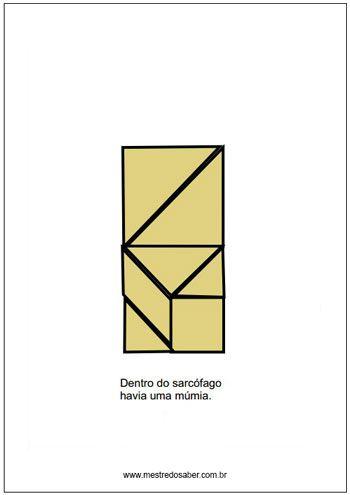 Livro Com Imagens De Tangram Com Imagens Atividades De