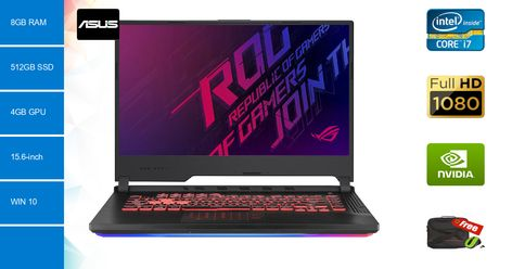 Game Like A Pro With This Asus Rog G531gt Laptop 15 6 Inch Full Hd