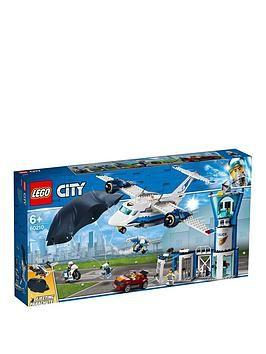 60210 Sky Police Air Base Lego City Lego Police