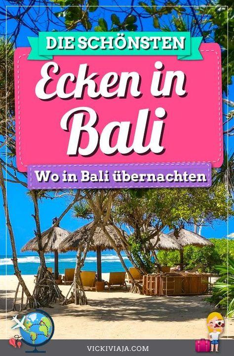 Hier findest du die schönsten Orte und Ecken in Bali so wie die besten Unterkünfte in jeder Stadt für jedes Reisebudget. So ist für jeden die richtige Unterkunft dabei. #Unterkunft #Bali #Hotel #Indonesien #Vickiviaja