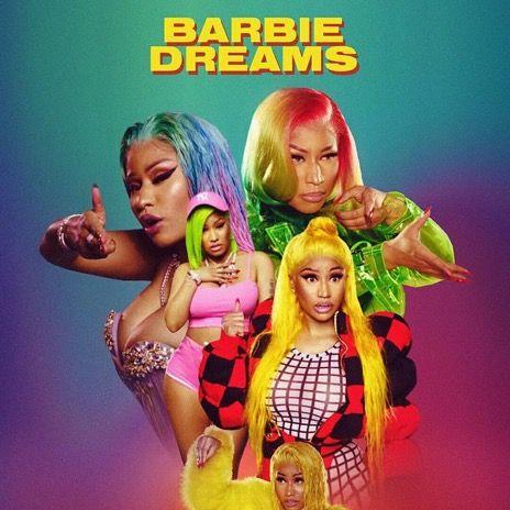 """Résultat de recherche d'images pour """"nicki minaj barbie dreams single cover"""""""