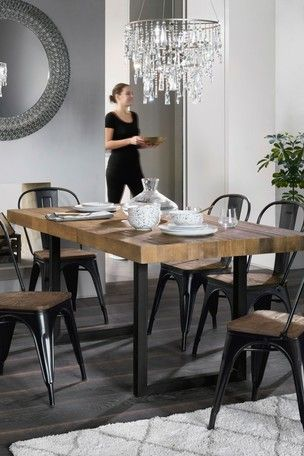 Brooklyn Extending Dining Table Oak Dining Table Extendable